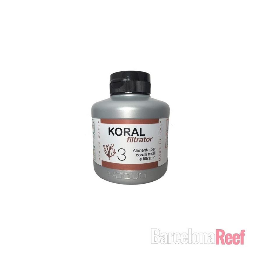 Alimento para corales Xaqua Koral Filtrator - 3